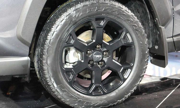 ้อแม็ก Toyota RAV4 TRD Off-Road 2020