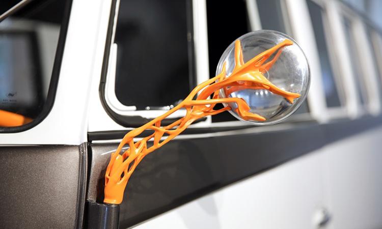 กระจกมองข้าง Volkswagen Type 20 Concept
