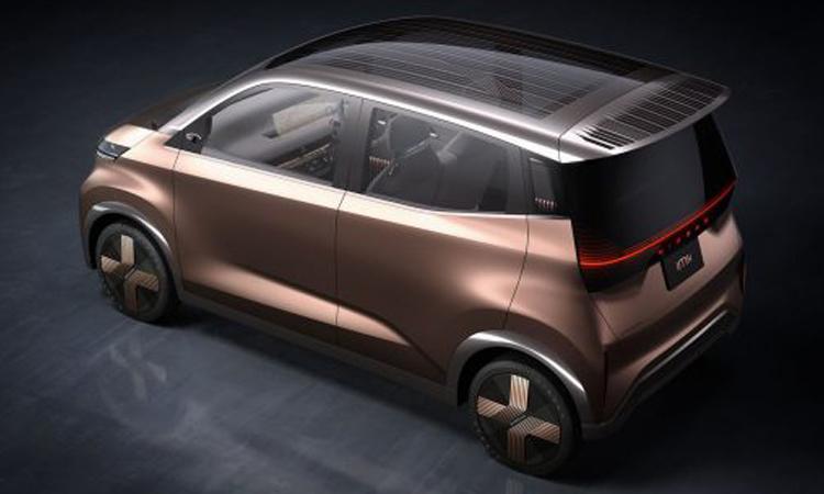 ดีไซน์ Nissan IMk Concept
