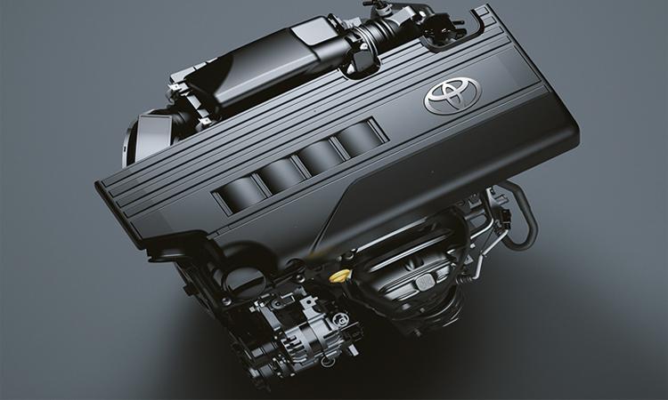 เครื่องยนต์ Toyota Yaris
