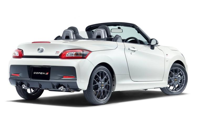 ดีไซน์ Toyota Copen GR Sport