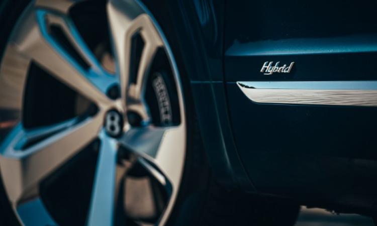 ล้อแม็ก Bentley Bentayga Hybrid SUV