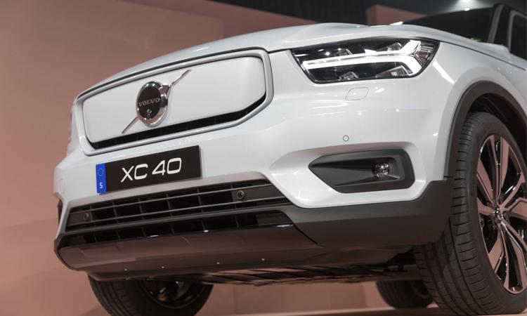 กระจังหน้า Volvo XC40