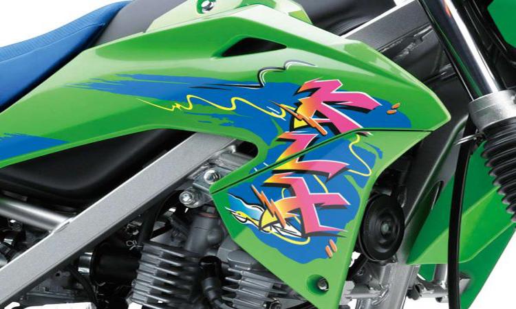 Kawasaki KLX150L 2020