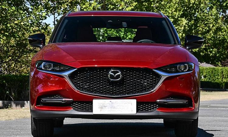 กระจังหน้า Mazda CX-4 Minorchange