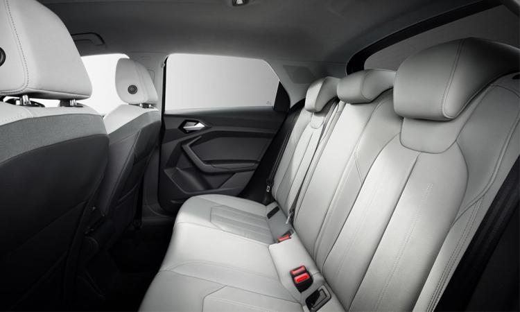 ดีไซน์บาะหลัง The New Audi A1
