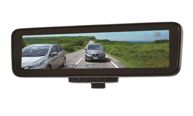 กระจกมองหลัง Nissan Note V Selection
