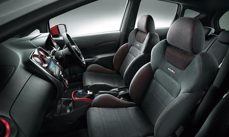 ดีไซน์เบาะ Nissan Note e-Power
