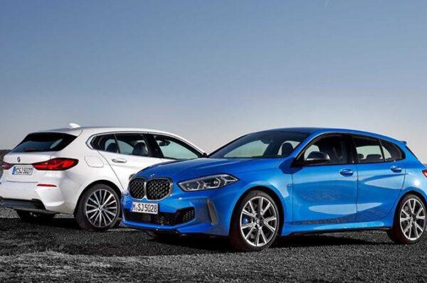 BMW 1-Series เตรียมแตกไลน์ ผลิตรถพลังงานไฟฟ้า I1 ในปี 2021