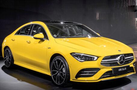 Mercedes-Benz CLA และ AMG CLA 35 เตรียมเปิดตัวในประเทศออสเตรเลีย