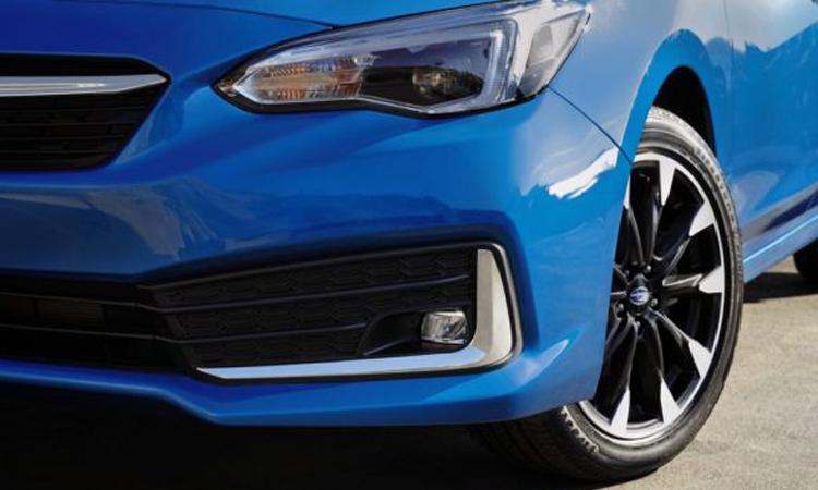 ดีไซน์ล้อ Subaru Impreza 2020