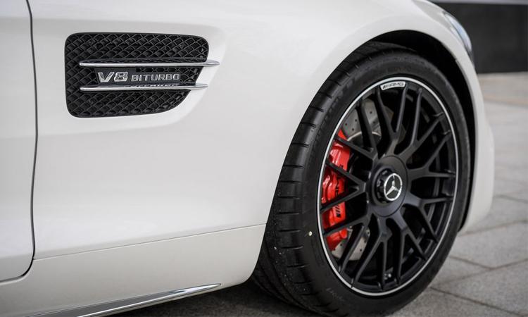ดีไซน์ล้อ Mercedes-AMG GT C Roadster