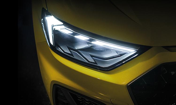 โคมไฟหน้า Audi A1 Sportback 35 TFSI S-Line