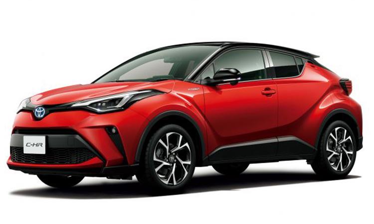 รูปลักษณ์ Toyota C-HR GR Sport