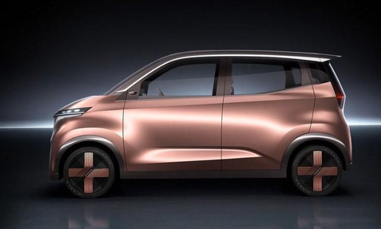 Nissan IMk EV 100%