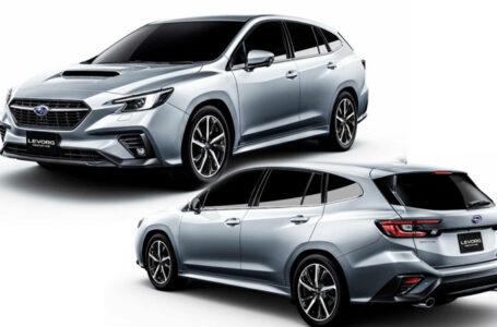 Subaru เปิดตัว Subaru Levorg Prototype บนแพลตฟอร์ม SGP