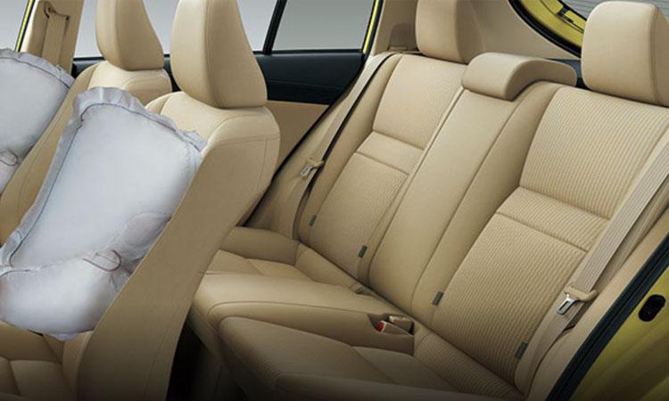 ถุงลมนิระภัย Toyota Yaris L Hatchback