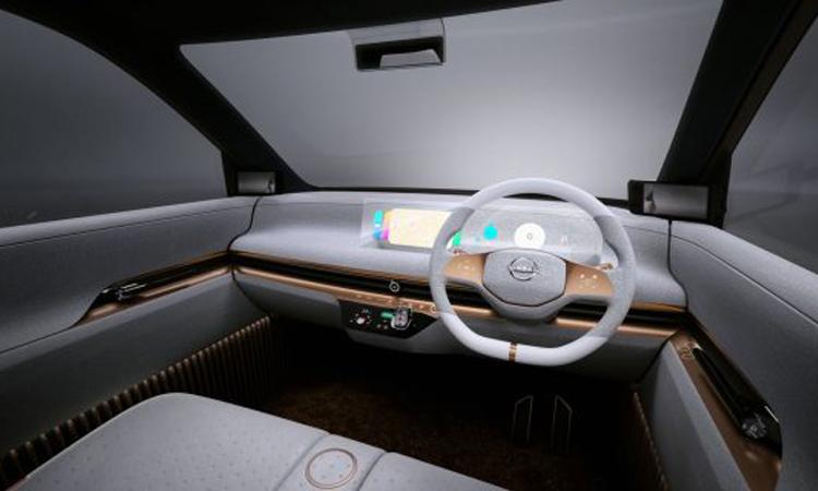 ภายใน Nissan IMk Concept