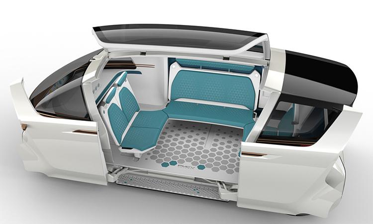 Toyota PMCV Concept 1