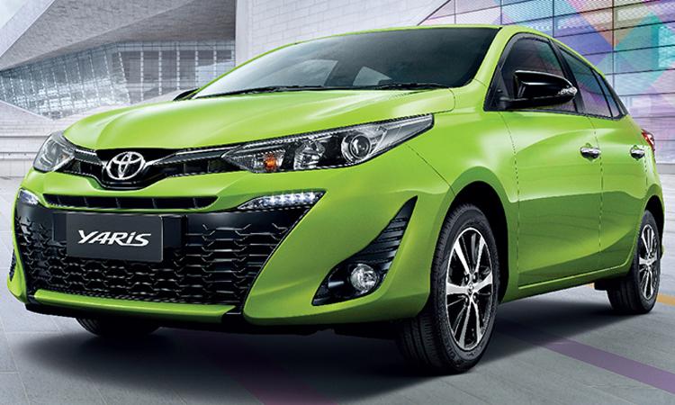 ดีไซน์ Toyota Yaris