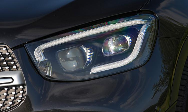 โคมไฟหน้า Mercedes-Benz GLC 220d (Facelift)