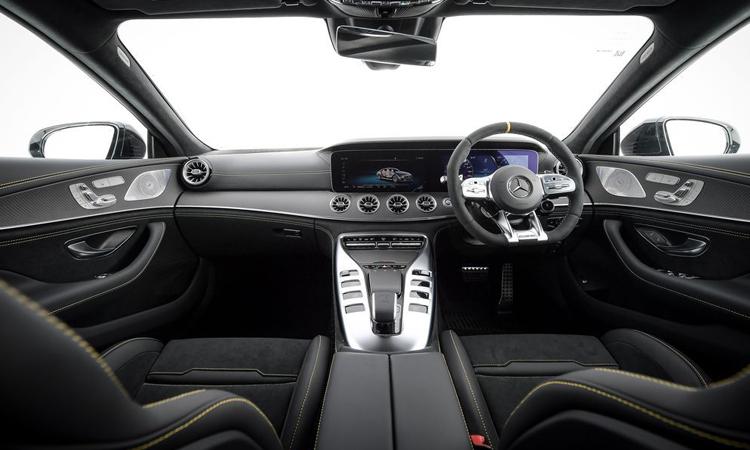 ดีไซน์ภายใน Mercedes-AMG GT 63 S 4MATIC+ 4-Door Coupé