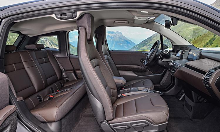 เบาะ BMW i3s