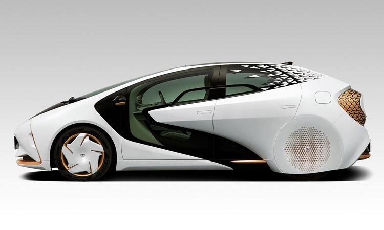 ดีไซน์ Toyota LQ Concept