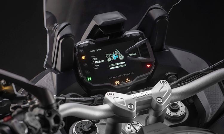 เรือนไมค์ Ducati Multistrada 1260 S Grand Tour 2020
