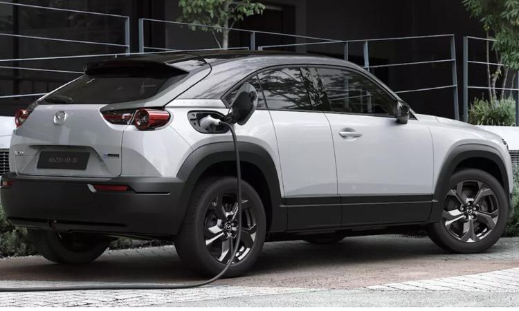 ที่ชาร์จ Mazda MX-30 EV