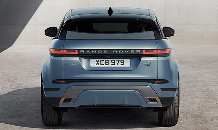 ีไซน์ด้านหลัง All NEW Range Rover EVOQUE