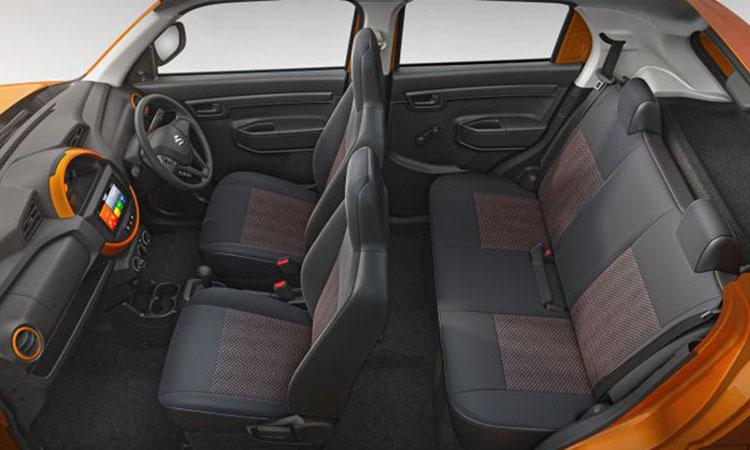 เบาะนั่ง Suzuki S-Presso