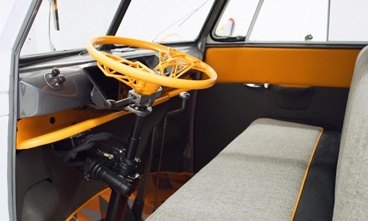 ภายใน Volkswagen Type 20 Concept