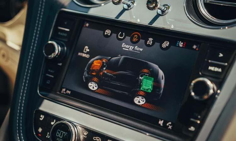 อ Bentley Bentayga Hybrid