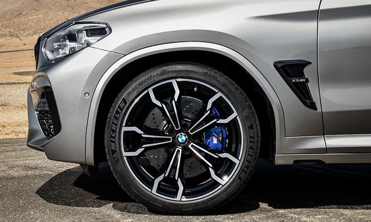 ล้อแม็ก BMW X3 M