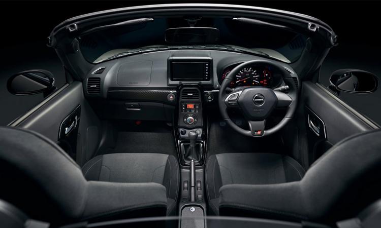ภายใน Toyota Copen GR Sport