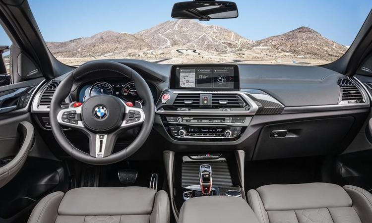ภายใน BMW X4 M