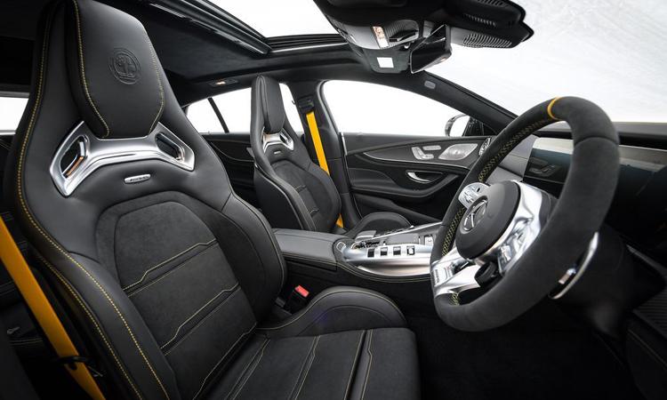 หลังคาซันลูป Mercedes-AMG GT 63 S 4MATIC+ 4-Door Coupé