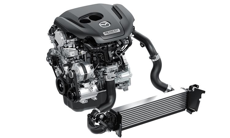 ขุมพลัง Mazda CX-8 SUV 3
