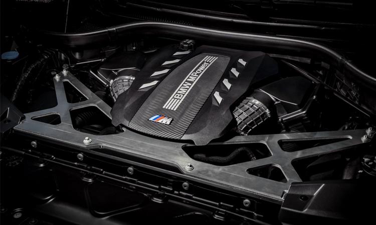 เครื่องยนต์ BMW X5 M และ X6 M