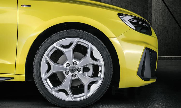 ล้อแม็ก Audi A1 Sportback 35 TFSI S-Line