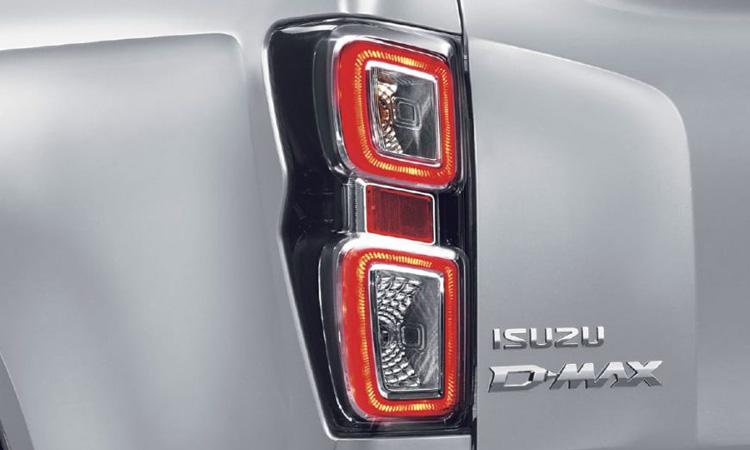 ไฟท้าย ตารางราคาผ่อน ดาวน์ ISUZU D-MAX Hilander 2 ประตู