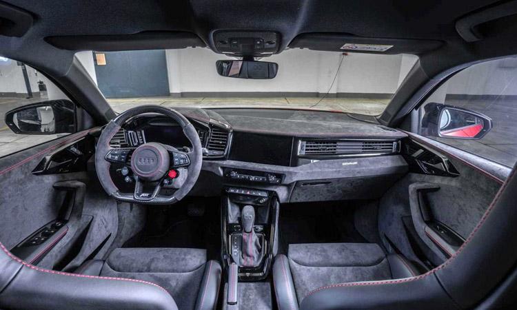 ภายใน Audi A1 One of One จากสำนักแต่ง ABT
