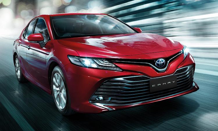 All NEW Toyota Camry (TNGA Platform)