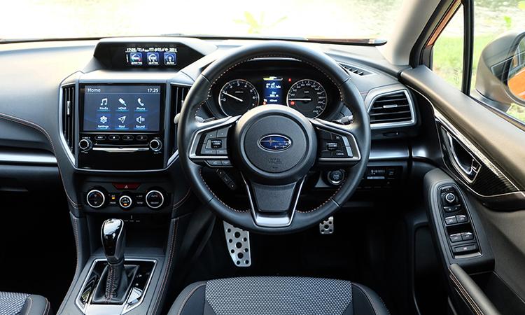 ภายใน All NEW Subaru XV