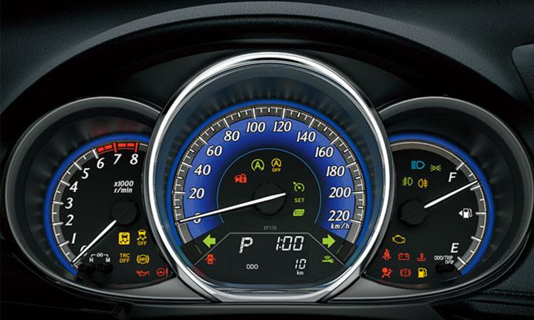 เรือนไมล์ Toyota Yaris L Hatchback