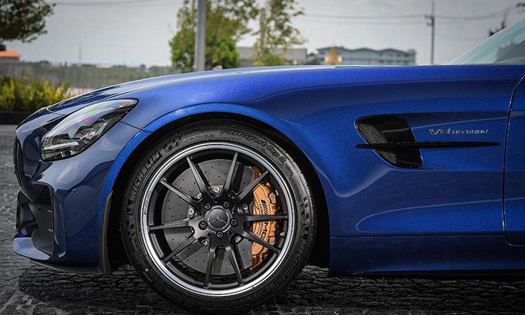ล้อแม็ก Mercedes-AMG GT R
