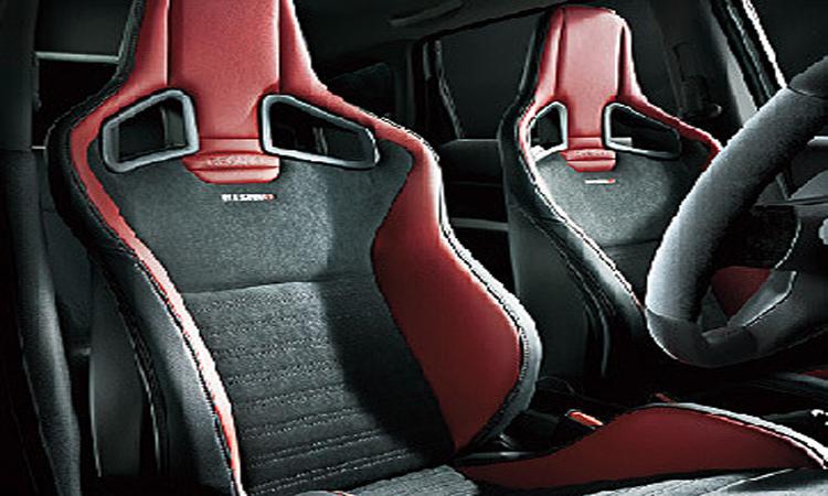 ีดีไซน์เบาะ Nissan Note NISMO Black Limited