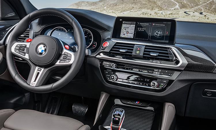 จอกลาง BMW X4 M