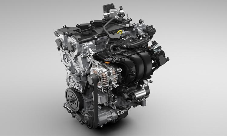 เครื่องยนต์ All NEW Toyota Yaris (TNGA)
